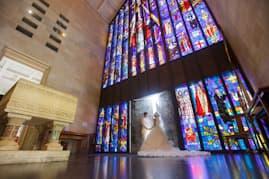 ハワイ セントアンドリュース大聖堂