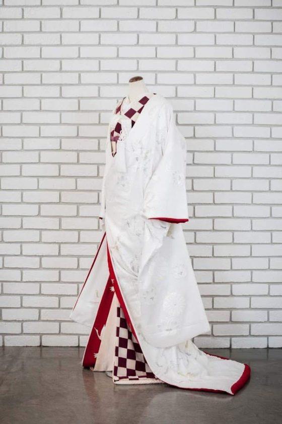 花嫁の婚礼和装衣裳