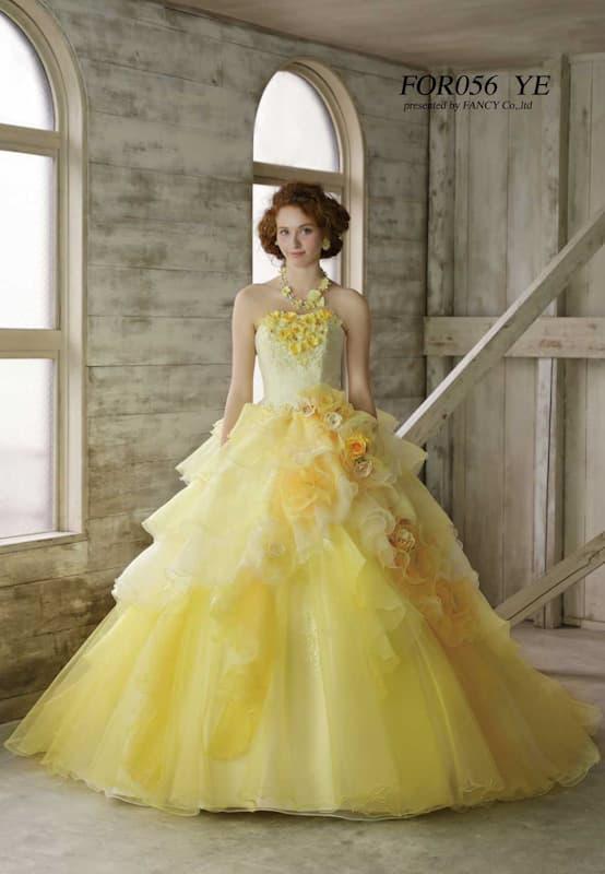 カラードレス