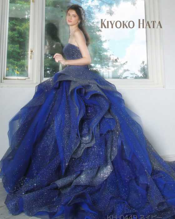 キヨコハタ カラードレス