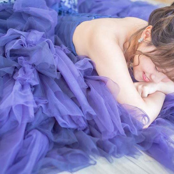 リーフフォーブライズのカラードレス