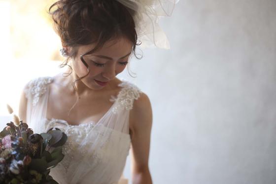 結婚 ウエディングドレス