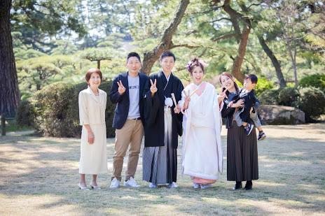 フォトウエディング香川/家族写真